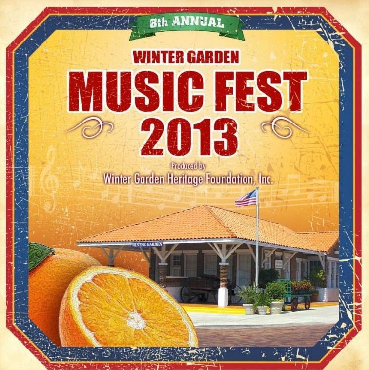 Upcoming Events Winter Garden Music Festival Randal Branham